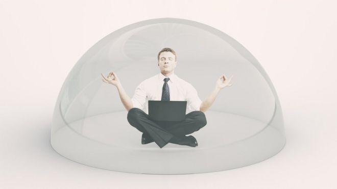 La burbuja de internet