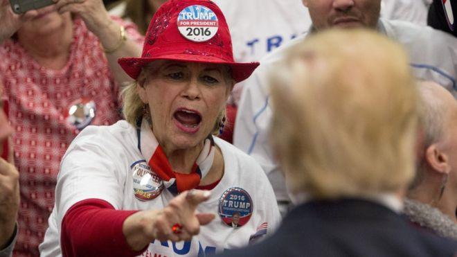 Estados Unidos / Elecciones  Presidenciales . _92280730_gettyimages-511283624