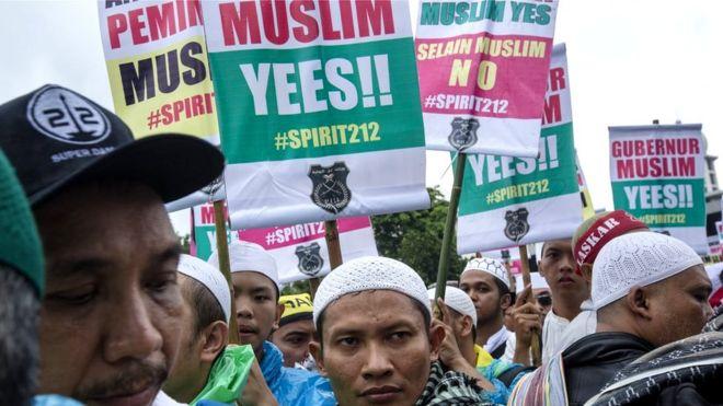 Islam, Jakarta, Ahok