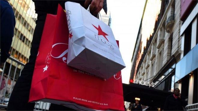 US shopper