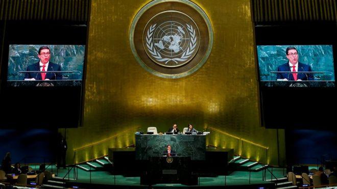 Sin precedentes: ¿qué significa que Estados Unidos se abstenga de apoyar su propio embargo a Cuba en la Asamblea General de la ONU?