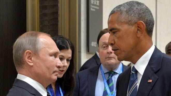 Россия встала на дыбы и угрожающе рычит