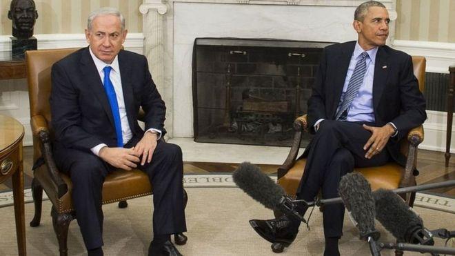 Rais Obama na Netanyahu hawakutani mara kwa mara