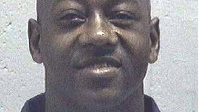 Georgia death row inmate Timothy Tyrone Foster is seen in an undated photo provided by the Georgia Department of Corrections.