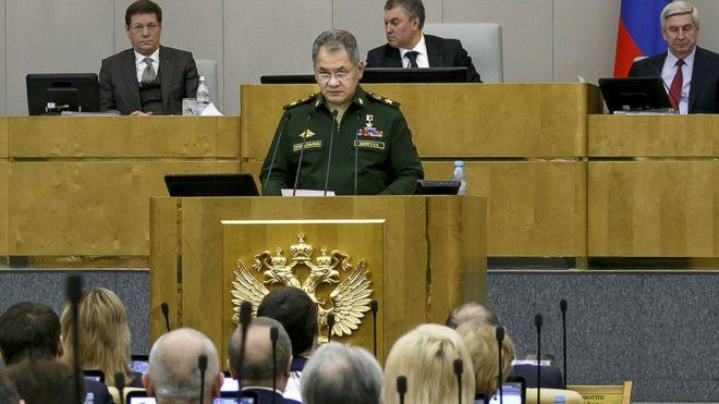 俄国防部长绍伊古称俄将建立信息战部队