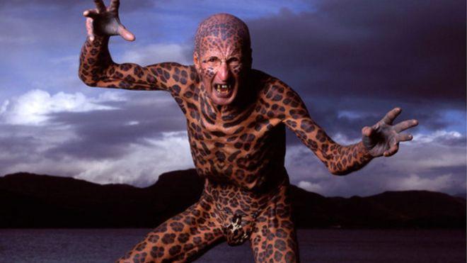 OMG: The Leopard Man of Skye - female
