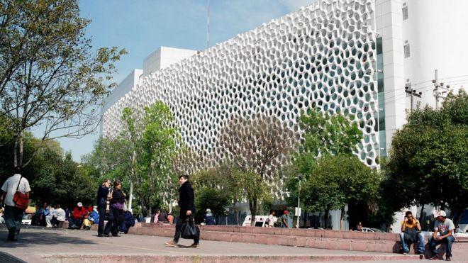Fachada Prosolve no México