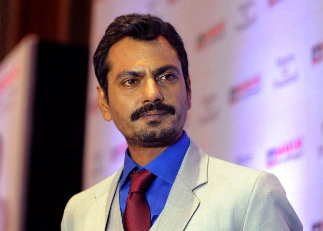 Nyota wa filamu za Bollywood Nawazuddin Siddiqui