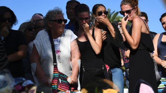 Franceses lamentan el ataque
