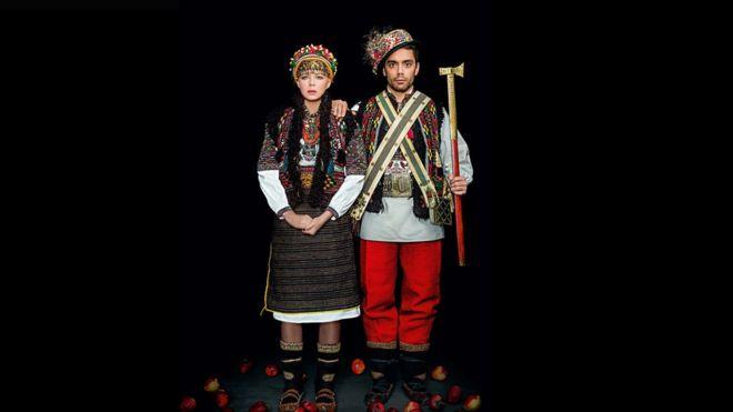 Ната Жижченко (ONUKA) и Евгений Филатов (The Maneken)