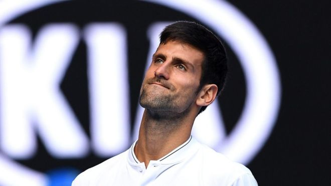 Джокович проиграл на Australian Open 117-й ракетке мира из Узбекистана