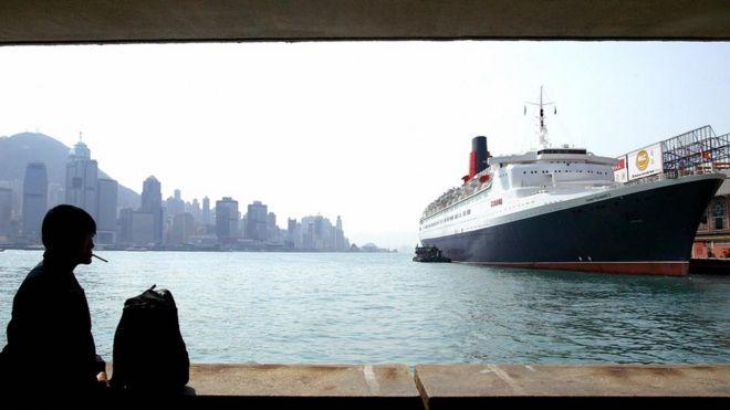 Tàu lữ hành Trung Quốc (ảnh minh họa)