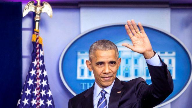 Барак Обама заявил, что действия российских хакеров координировались Кремлем