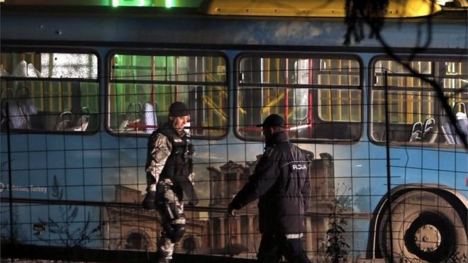 'Islamist' gunman kills two Bosnian soldiers in Sarajevo