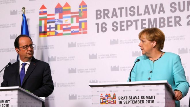 Image result for EU Bratislava meeting 16 September