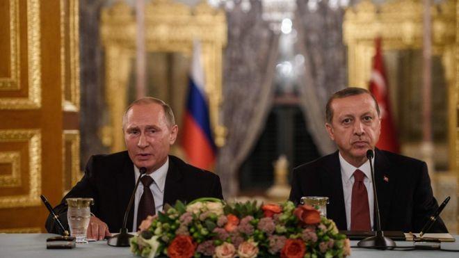 İngiliz basını: Rusya ve Türkiye Suriye'de ateşkesi sağladı, ABD dışlandı