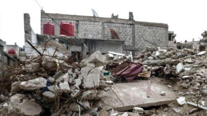 Kumekuwa na mapambano makali nchini Syria