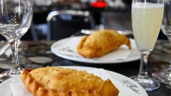 寻找智利最好的恩潘纳达(empanada )