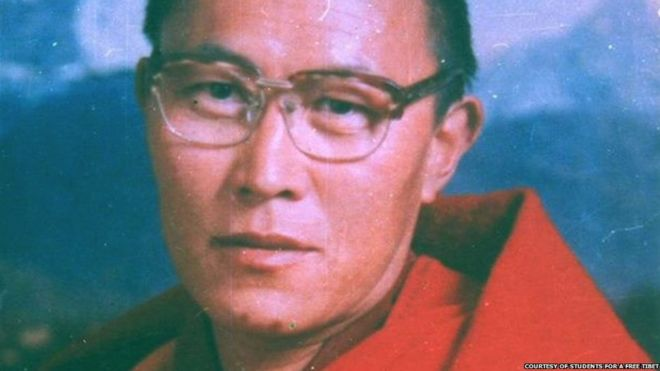 File photo: Tenzin Delek Rinpoche