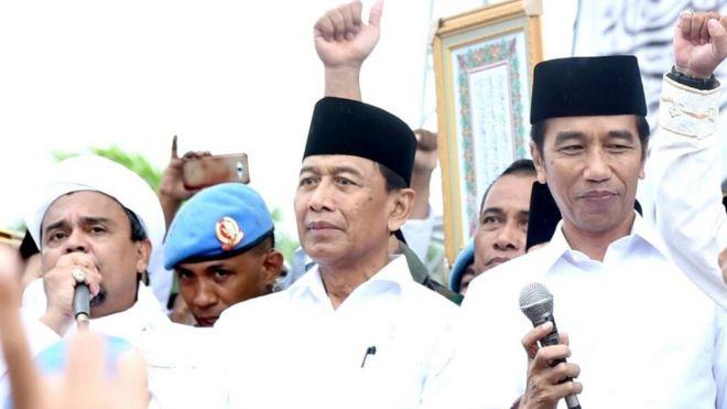 Aksi 212: Usai Jokowi bicara Rizieq Shihab langsung serukan tangkap Ahok