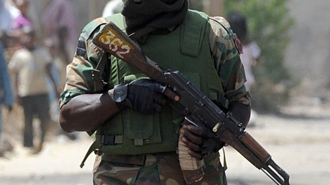 army fighting boko haram