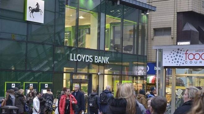 Lloyds bank business plan