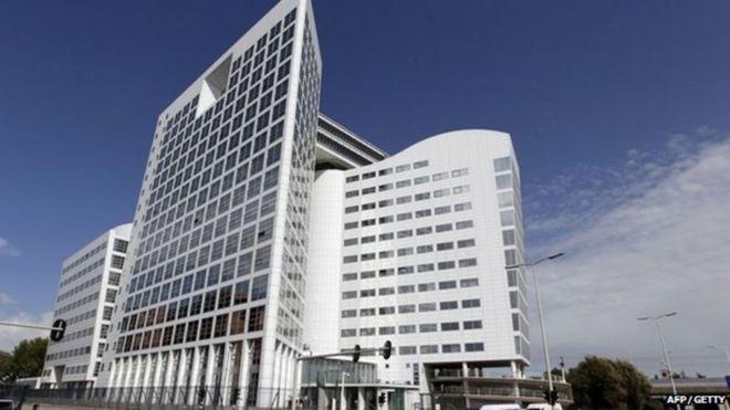 Jengo la mahakama ya kimataifa kuhusu uhalifu wa kivita ICC