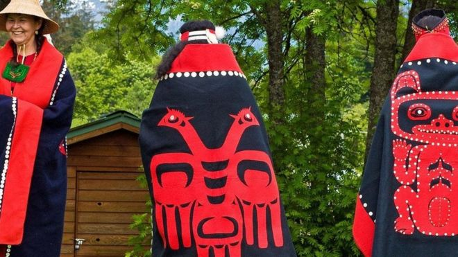 体验阿拉斯加原住民的感恩祭