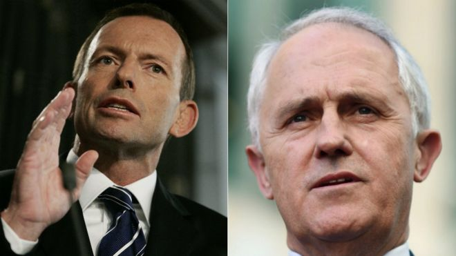 Political Leaders in Australia?