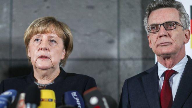 اعادة اصلاح السلطات الأمنيه بألمانيا