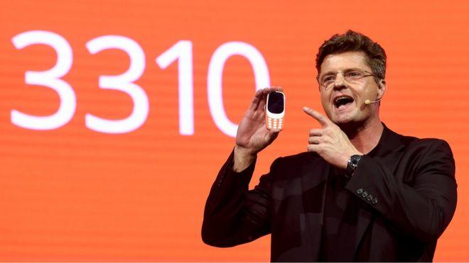 Presentación del nuevo Nokia 3310