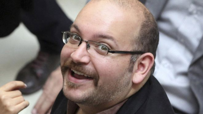 Jason Rezaian in Tehran, 11 April 2013