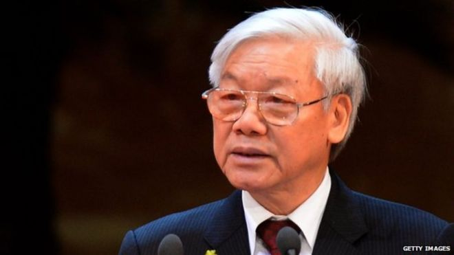 TBT Trọng nói về ông Trịnh Xuân Thanh: 'tinh thần là bắt bằng được, không trốn được đâu'