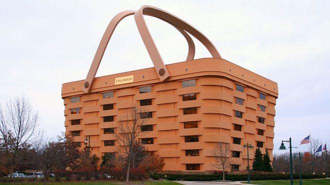 big basket building in ohio to be sold. Black Bedroom Furniture Sets. Home Design Ideas