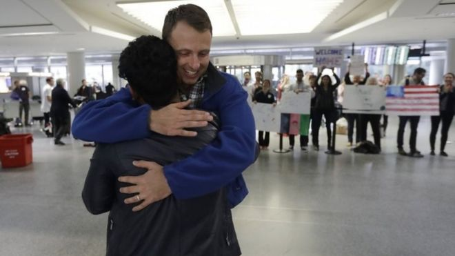 US Army officer brings Afghan interpreter to live with him