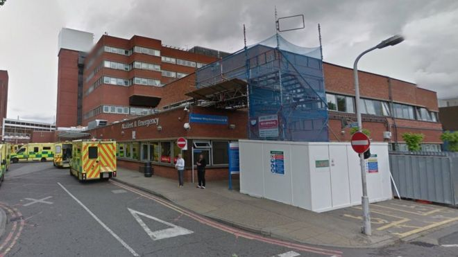 London's St George's Hospital Trust in Special Measures