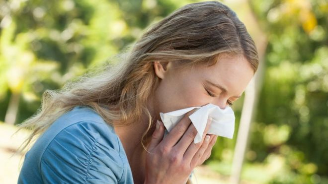 A new class of antibiotics has been discovered by analysing the bacterial warfare taking place up people's noses, scientists report. Thinkstock