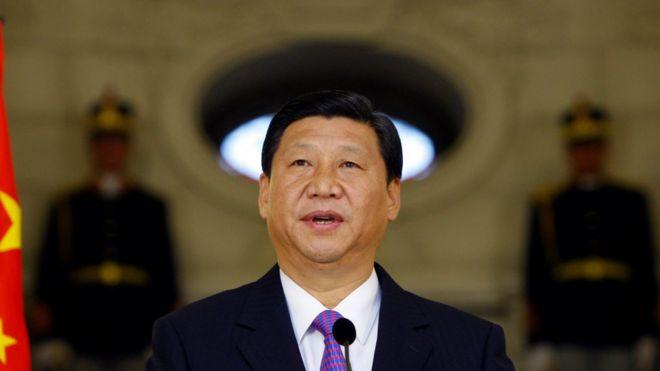 中國國家主席習近平,2009年