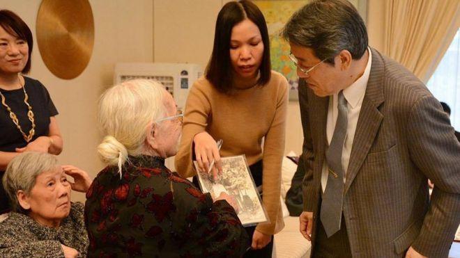 Tân Đại sứ Nhật (phải), Ngài Umeda Kunio, nhậm chức tại Việt Nam vào tháng 10/2016
