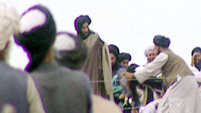 BREAKING NEWS TALIBAN LEADER MULLAH OMAR IS DEAD