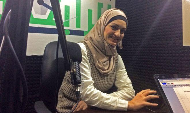 Presenter for Radio Alwan