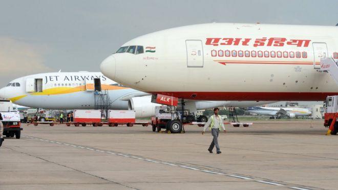В индийских самолетах появились места только для женщин