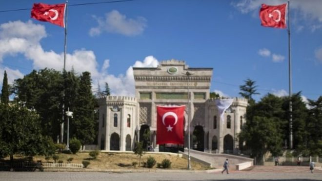 Istanbul University (19 July 2016)