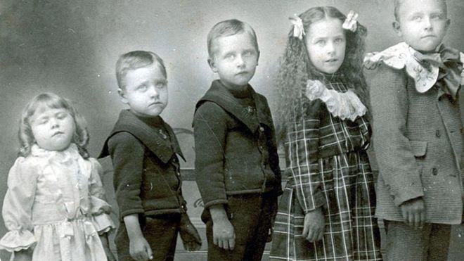 Victoria dönemi çocukları