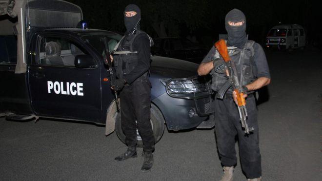 انسداد دہشت گردی فورس