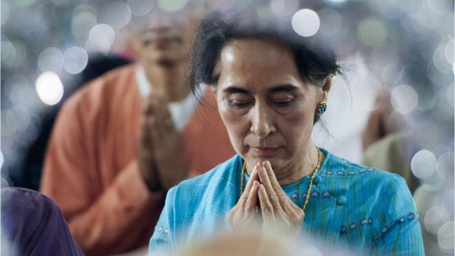 Aung San Suu Kyi (Feb 2015)