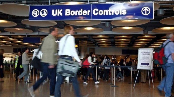 Immigration  televisaregional   Homeland Security Jobs