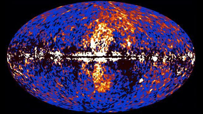 Hubble identifica sinais de 'última ceia' e 'arroto' de buraco negro no centro da Via Láctea