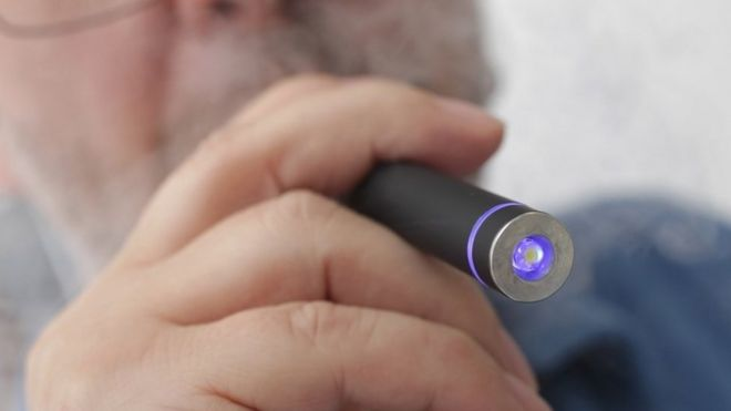 Is nicotine in vaping bad for you
