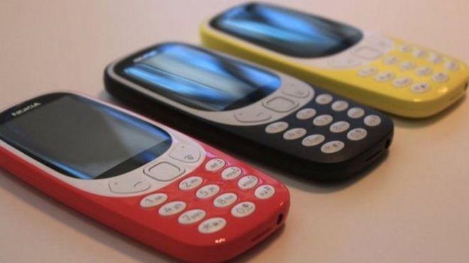 Novo modelo do celular 3310